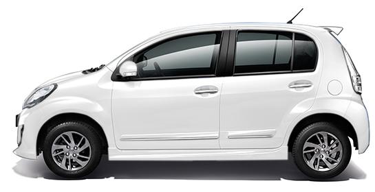 Perodua Myvi (Photo credit: perodua.com.my)